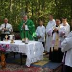 Uroczystości w Lesie Mroczkowskim