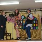 kabaret z Zalesia poruszył problematykę społeczną