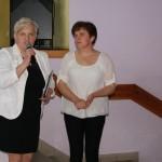 Janina Misiak i Elżbieta Oknińska - znakomite na scenie i  w organizacji