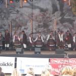 młodzieżowy zespół taneczny Gminnego Ośrodka Kultury