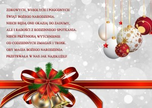 Boże Narodzenie 2014
