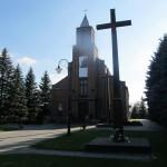 Kościół w Krynce. Nie mylić ze Śmiarami :)